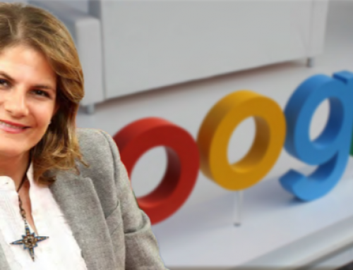 """Digital Society by Google"" featuring Ms. Fuencisla Clemares (GD at Google)"