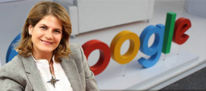 """""""Digital Society by Google"""" featuring Ms. Fuencisla Clemares (GD at Google)"""