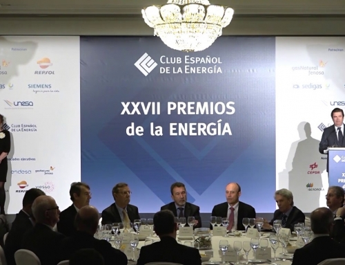 XXVII ENERGY AWARDS – Spanish Club of Energy