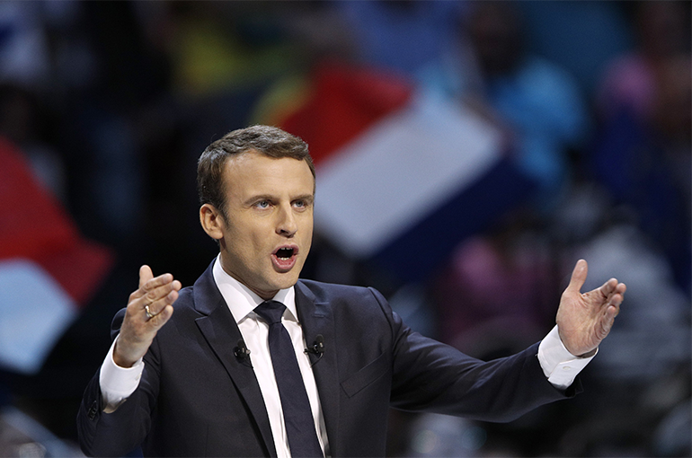 The Energy future of France: Macron's Agenda