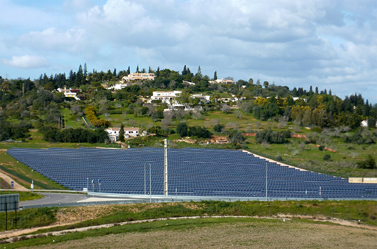 Go Solar Portugal (self-consumption systems)