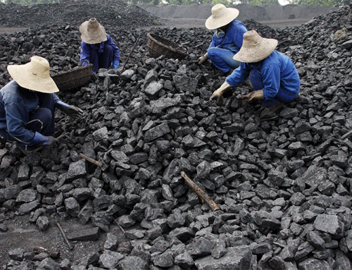 Coal is still the key of global energy