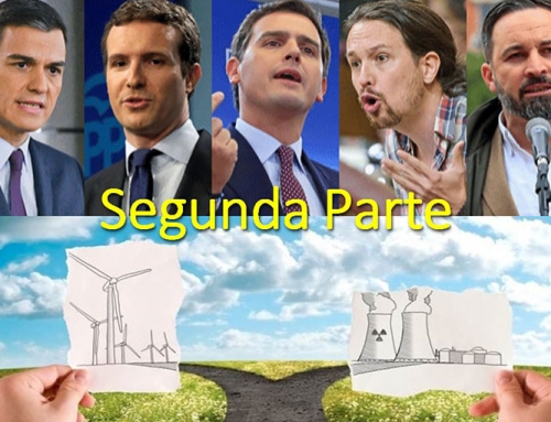 Energy sector and the General Elections 2019, What proposals do coalitions bring to their programs? – Coalition of the Right (PP, CIUDADANOS Y VOX)